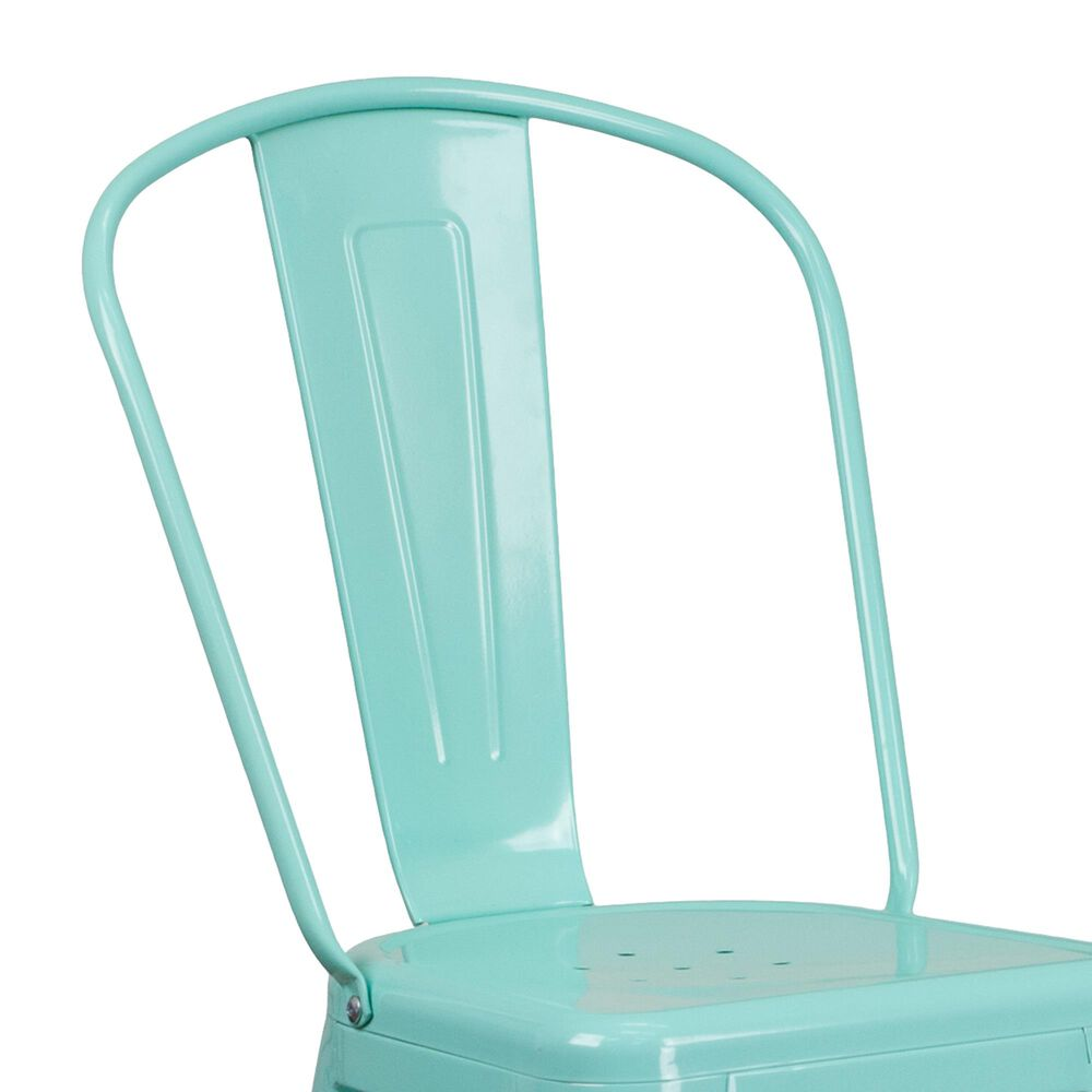 "Flash Furniture 30"" Barstool in Green, , large"