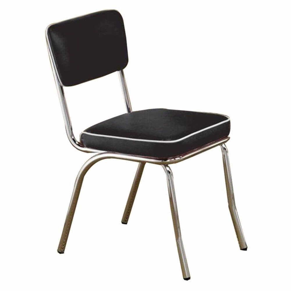 Pacific Landing Retro Chair in Black, , large