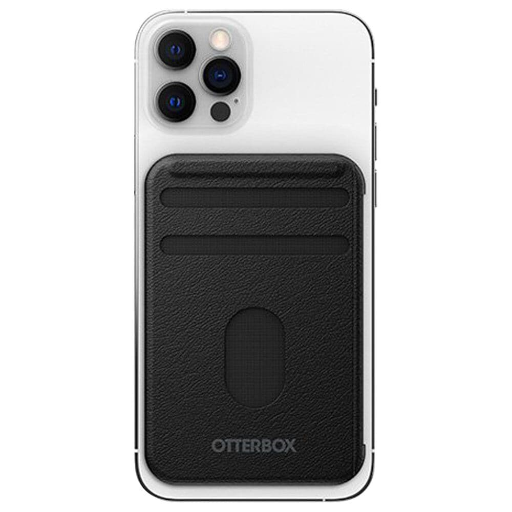 Otterbox Wallet for MagSafe in Shadow Black, , large