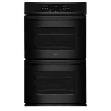Frigidaire 27'' Double Electric Wall Oven in Black, , large