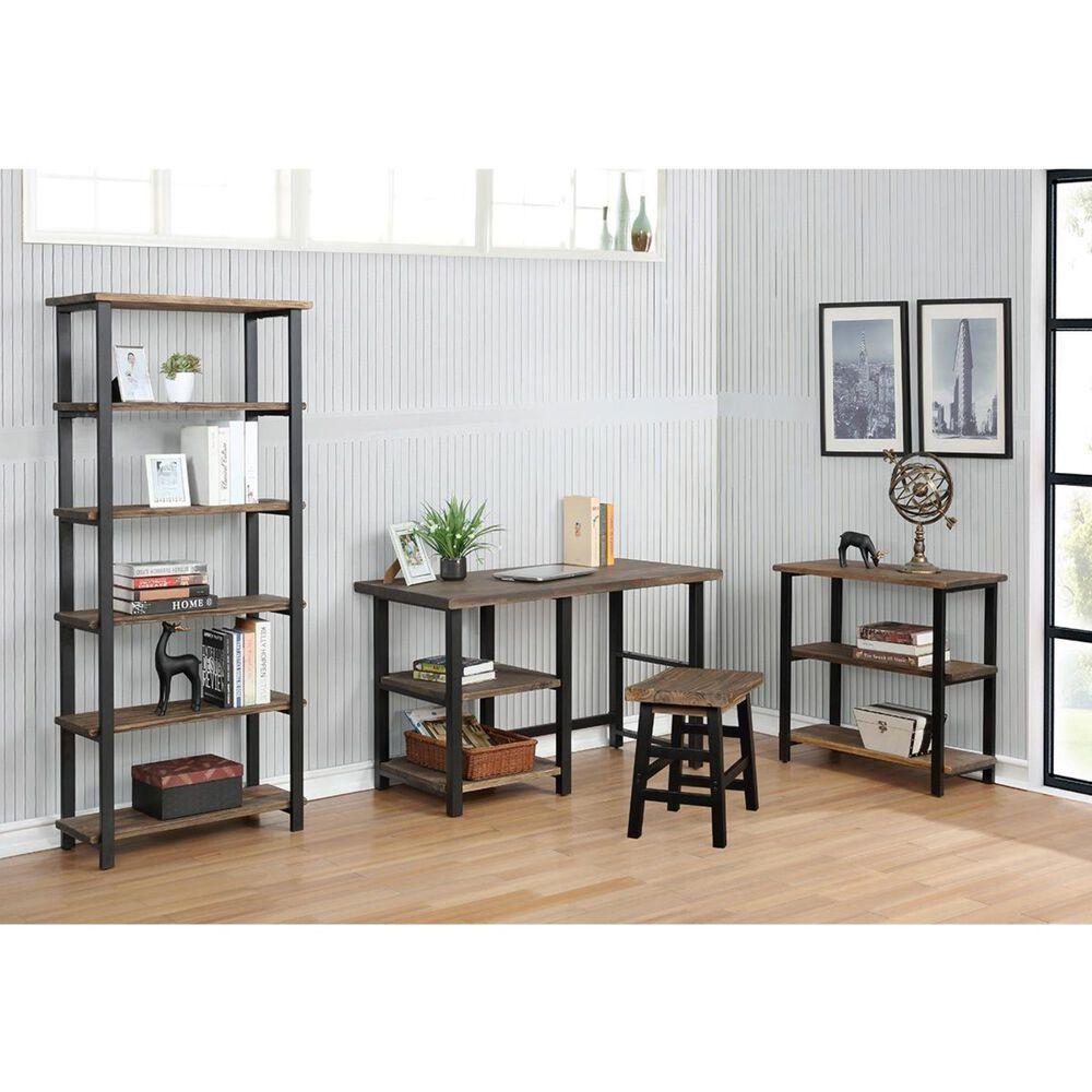 "Bolton Furniture Pomona 31"" 2-Shelf Bookcase in Rustic Natural, , large"