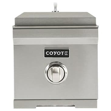 """Coyote Outdoor 11"""" Built-In Single Side Burner in Stainless Steel, , large"""
