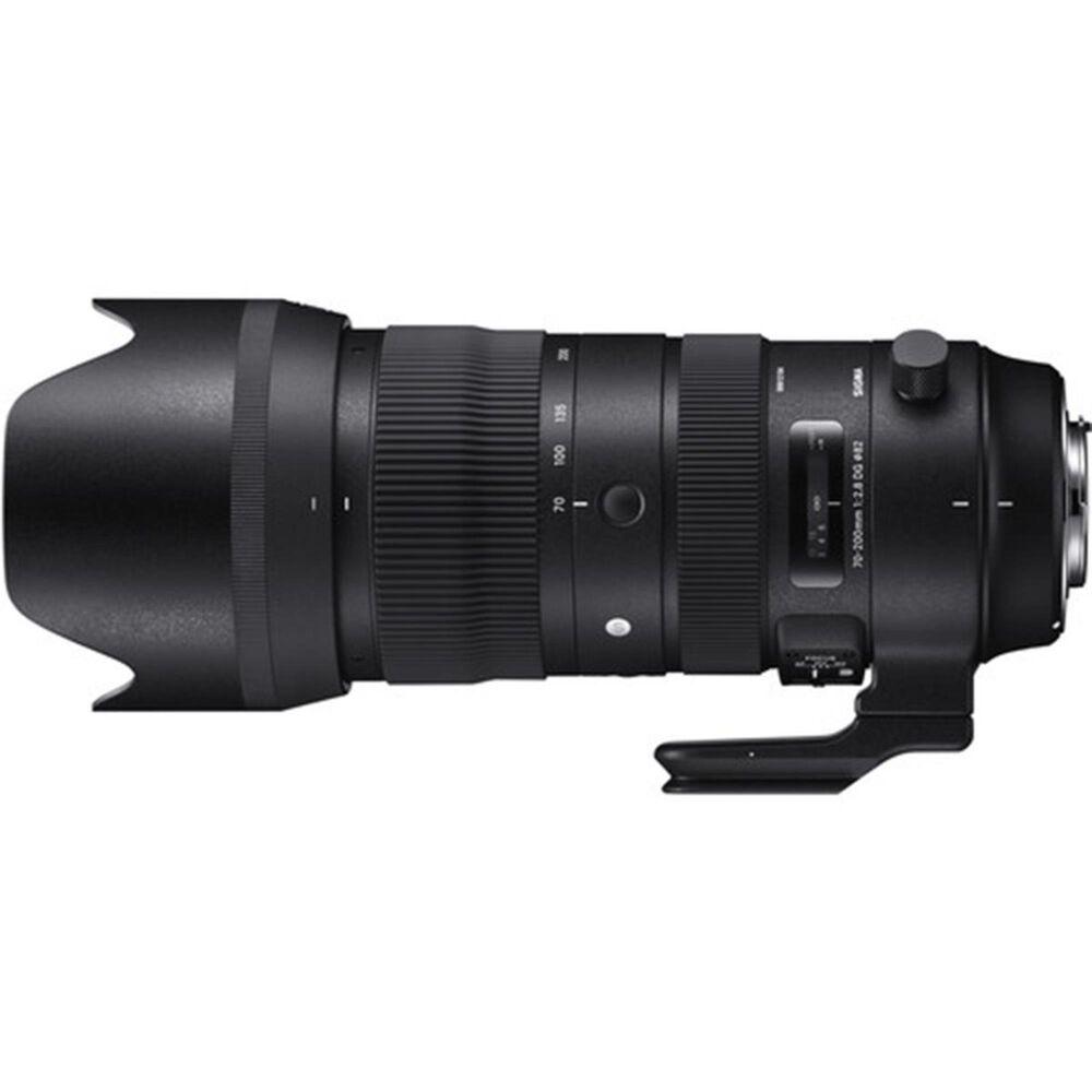 Sigma 70-200mm f/2.8 DG OS HSM Sports Lens for Nikon F , , large