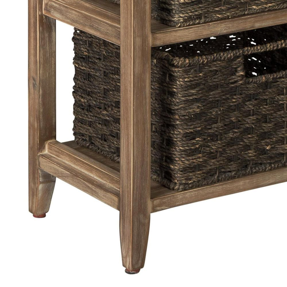 Signature Design by Ashley Oslember Accent Table in Light Brown, , large