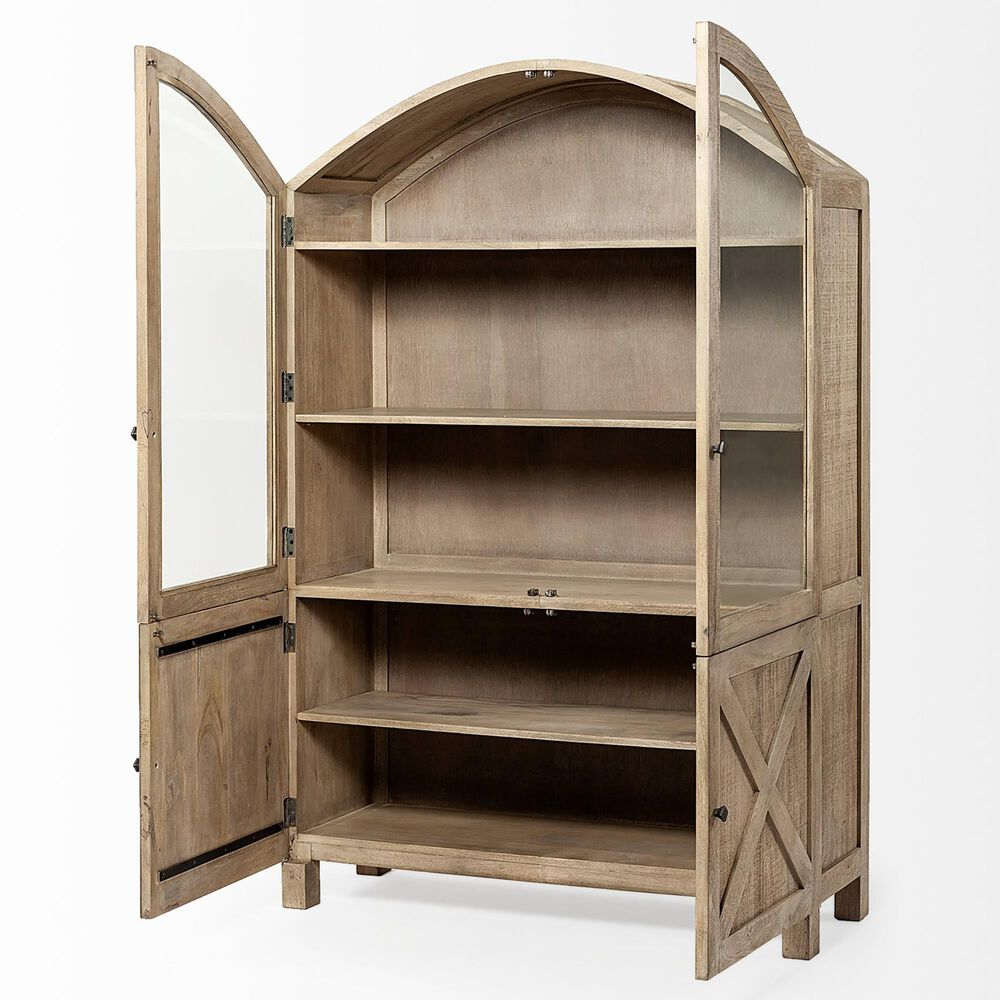 Mercana Barrett V Storage Cabinet, , large