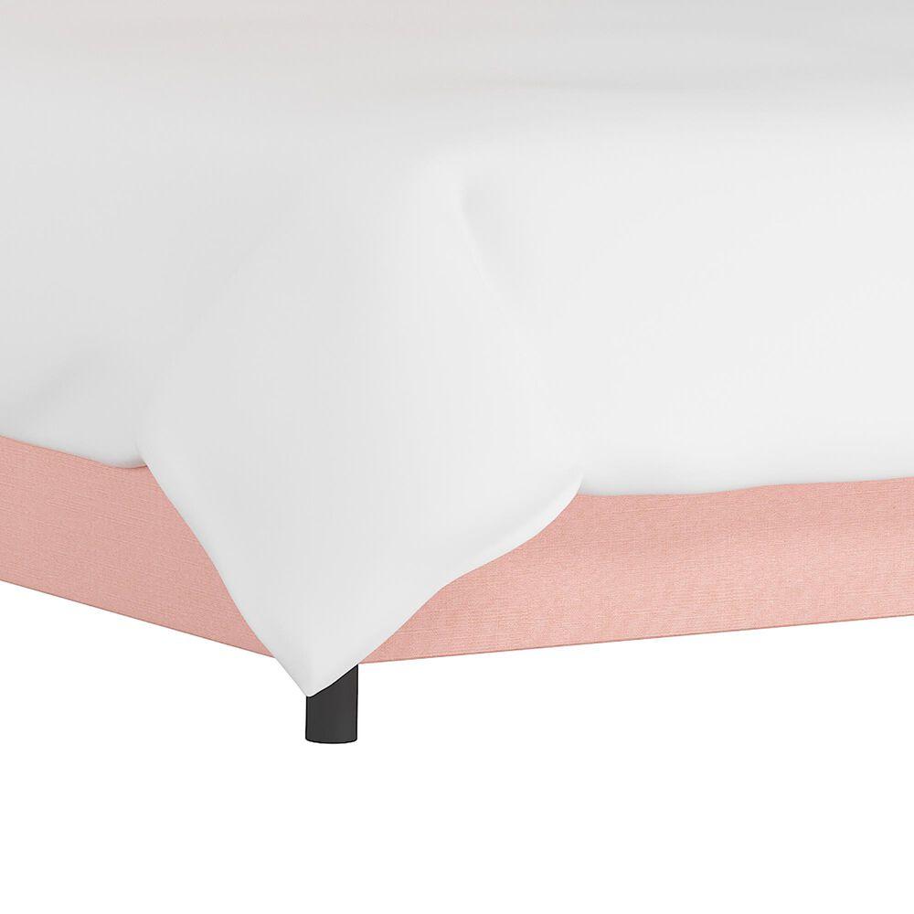 Skyline Furniture Kensington California King Panel Bed in Linen Petal, , large
