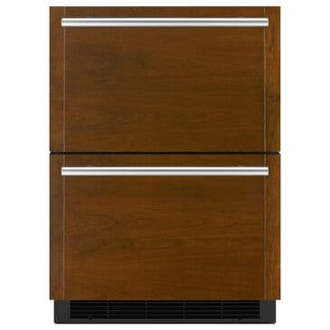 "Jenn-Air 24"" Double Drawer Refrigerator Panel Ready , , large"