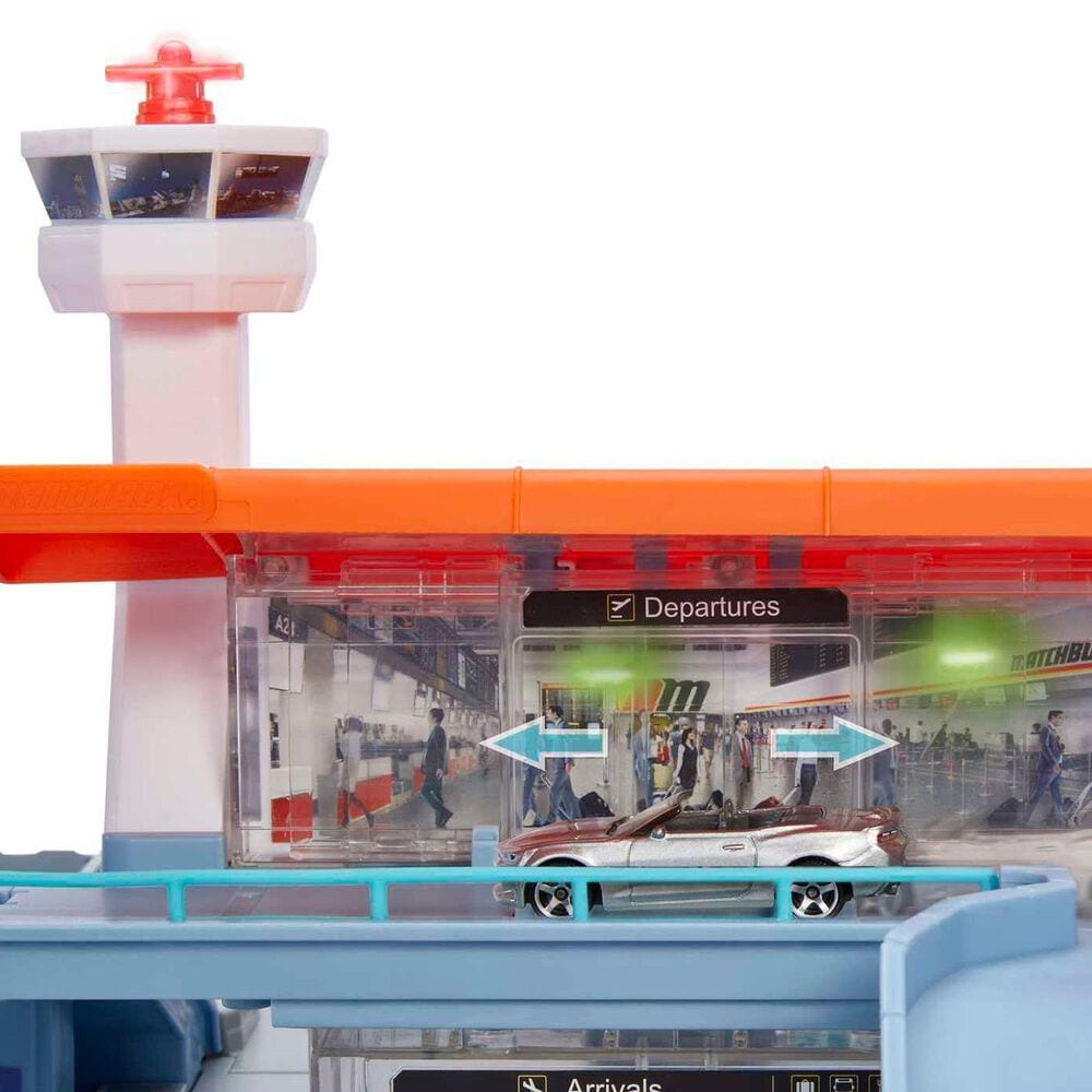 Matchbox Action Drivers Matchbox Airport Adventure, , large