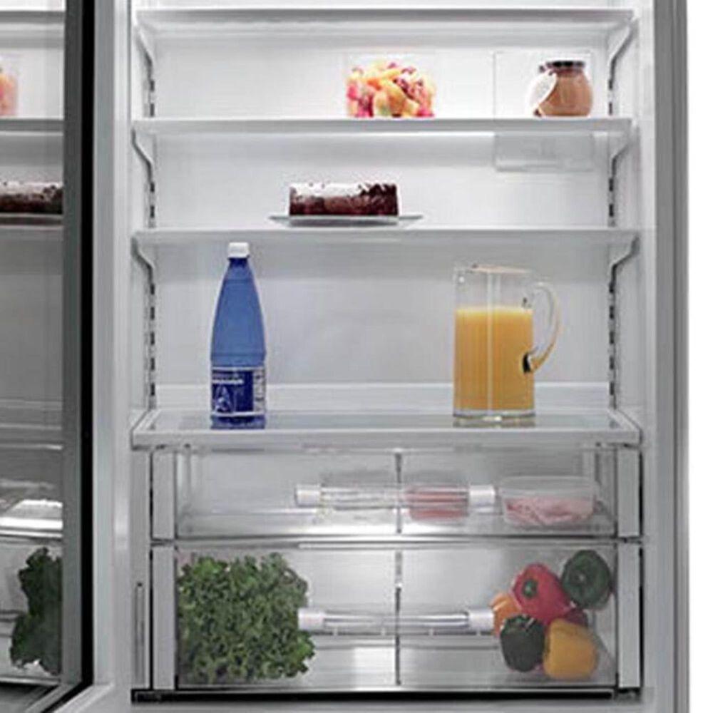 """Sub Zero 30"""" Wide Built-In Glass Door Bottom Freezer (Panel Required), , large"""