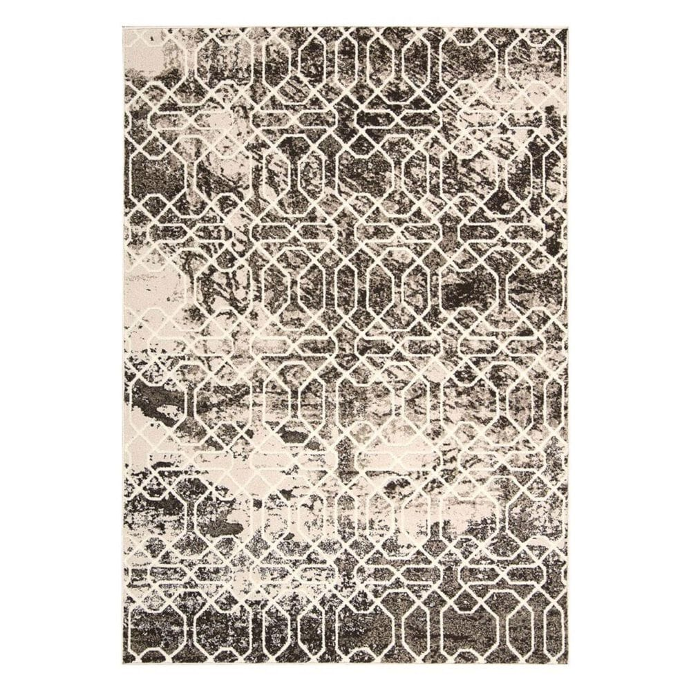 "Nourison Glistening Nights MA511 5'3"" x 7'6"" Multicolor Area Rug, , large"