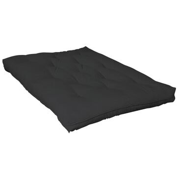 Pacific Landing Deluxe Futon Pad in Black, , large