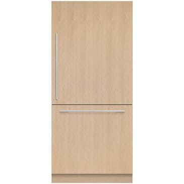 "Fisher and Paykel 16.8 Cu. Ft. 80"" Tall Integrated Refrigerator on Right Hinge , , large"