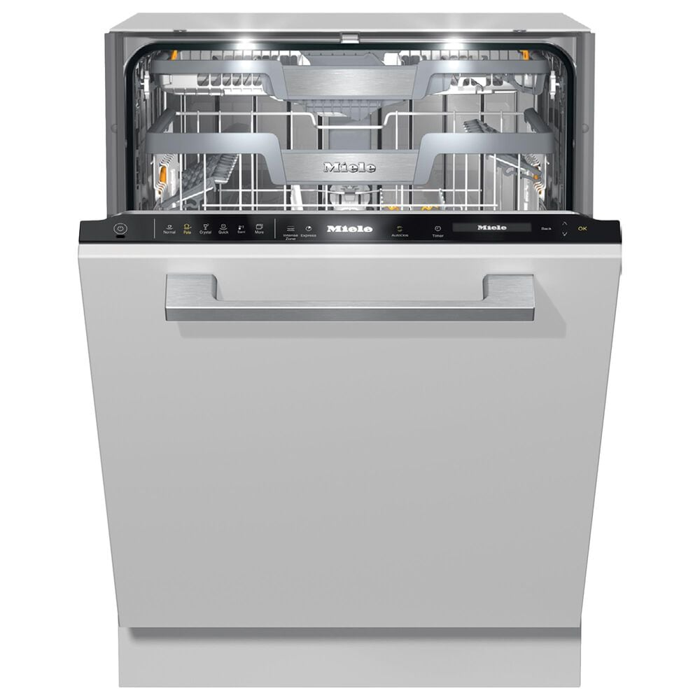 "Miele 24"" Integrated Dishwasher with Wifi in Stainless Steel, , large"