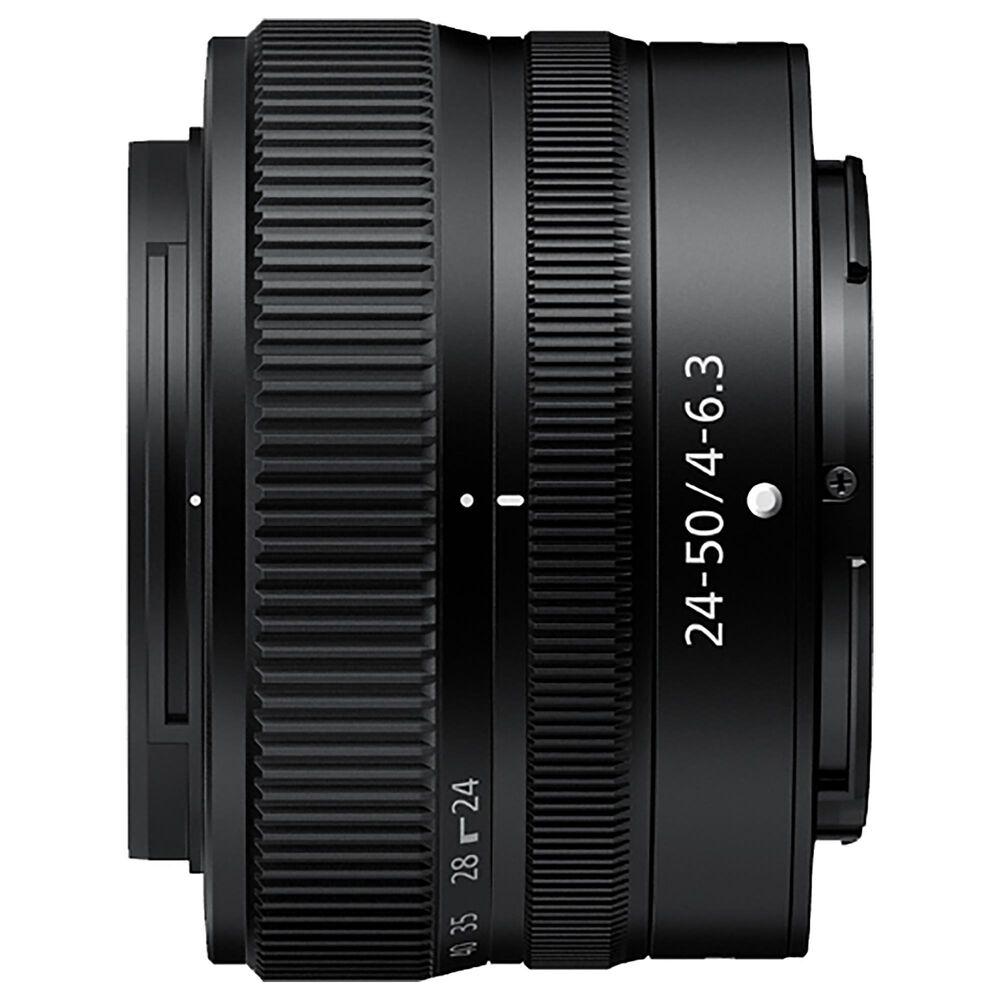 Nikon Nikkor Z5 Mirrorless Camera with Z 24-50mm f/4-6.3 Lens in Black, , large
