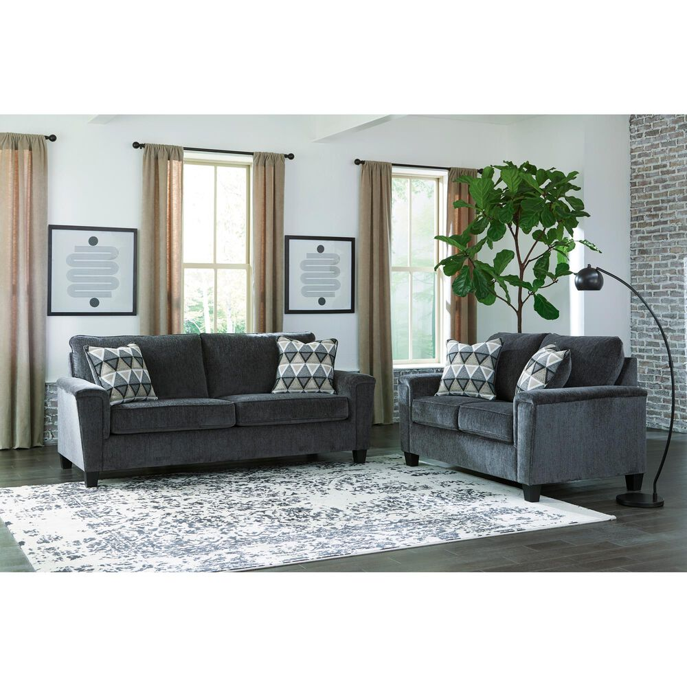 Signature Design by Ashley Abinger Sofa in Smoke, , large