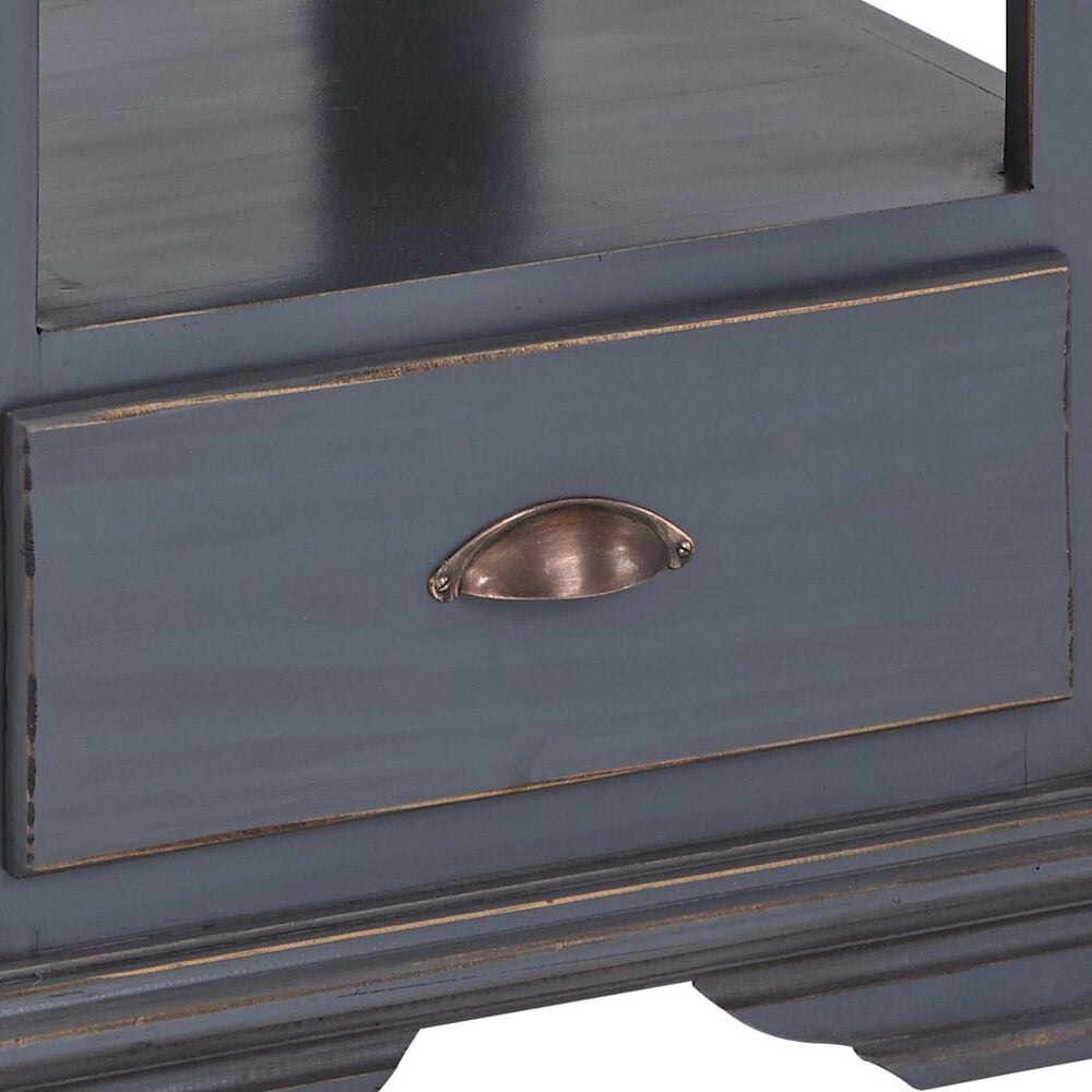 Tiddal Home Jorge End Table in Boutique Gray, , large