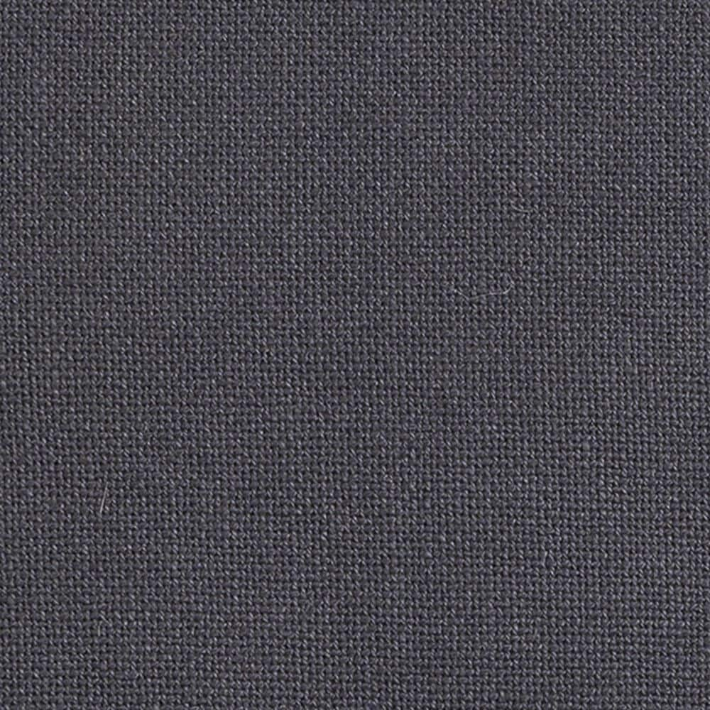 """Rizzy Home 22"""" x 22"""" Pillow Cover in Dark Gray, , large"""