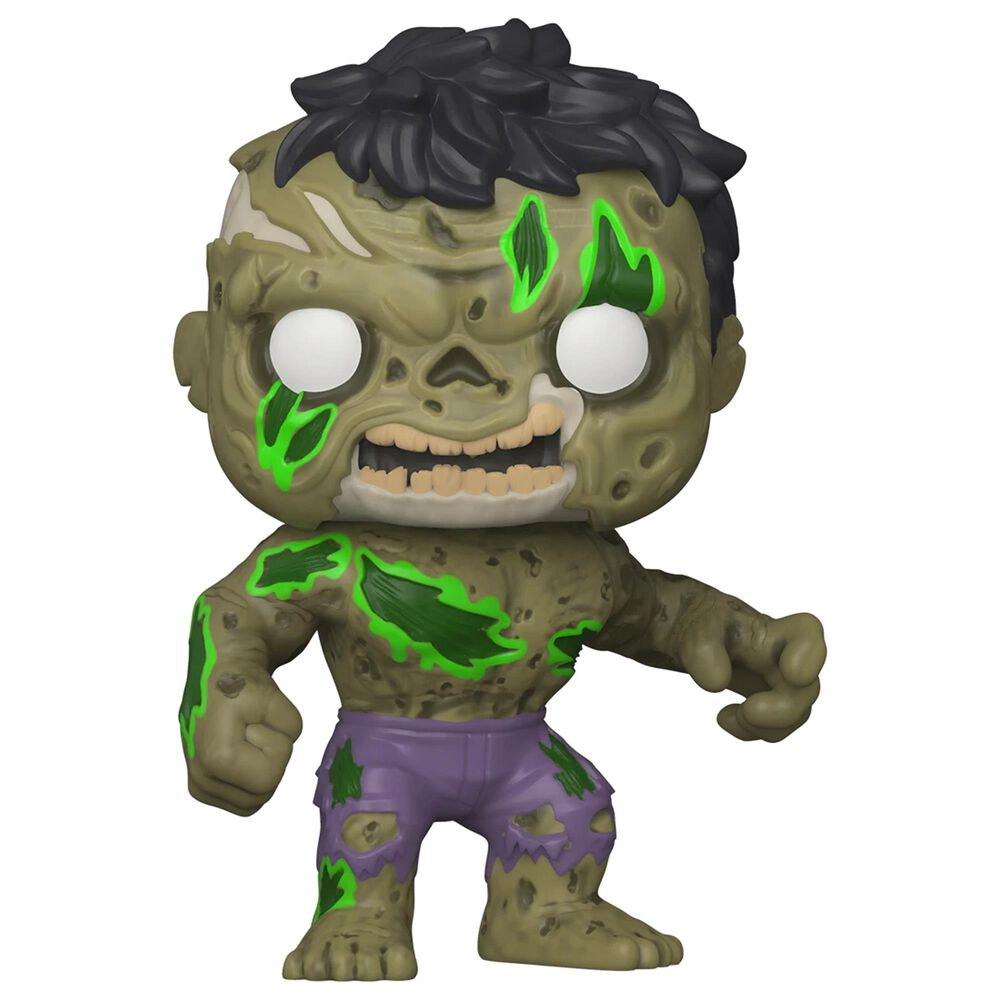 Funko Pop! Marvel: Marvel Zombies Hulk, , large