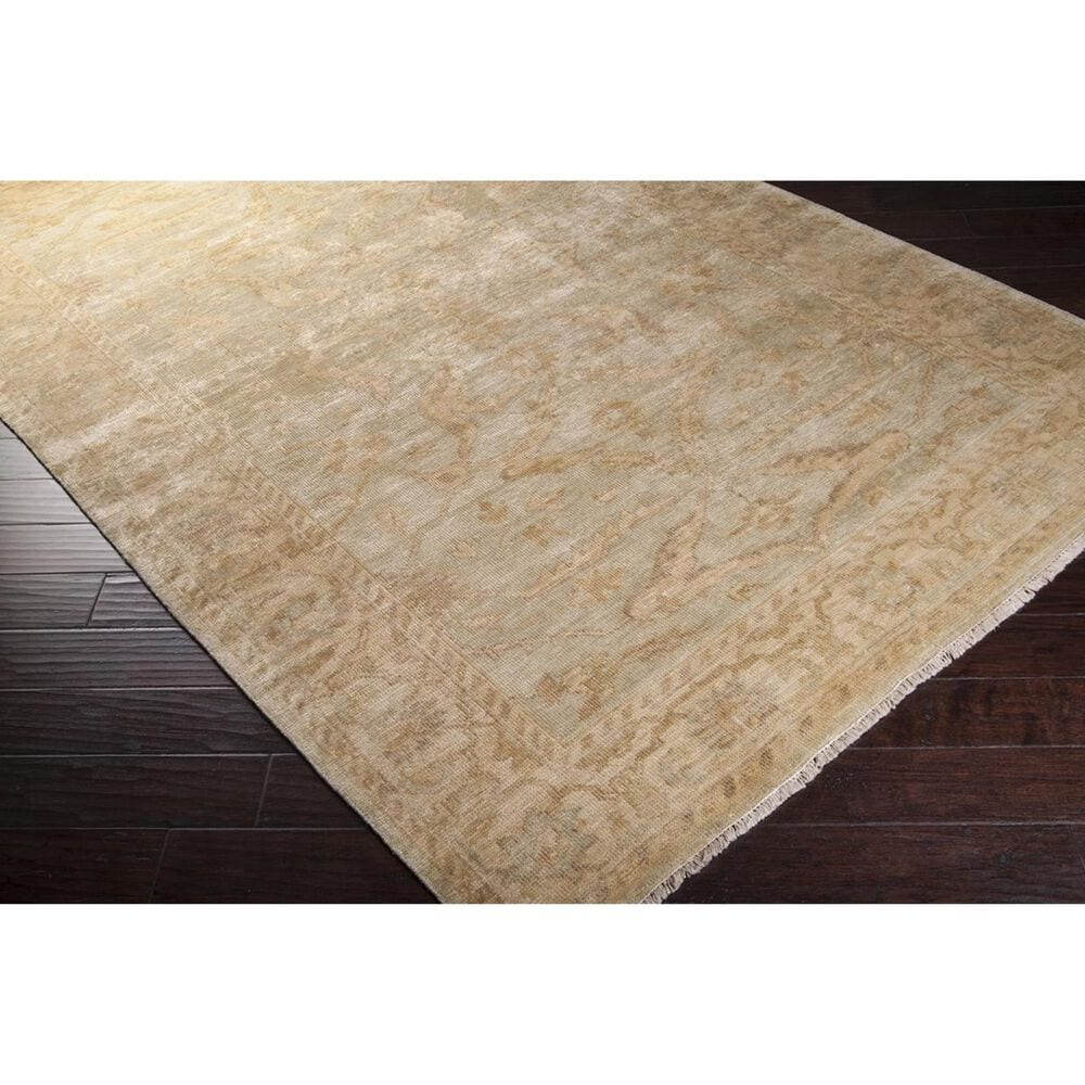 "Surya Hillcrest HIL-9010 7'9"" x 9'9"" Cream, Khaki and Taupe Area Rug, , large"