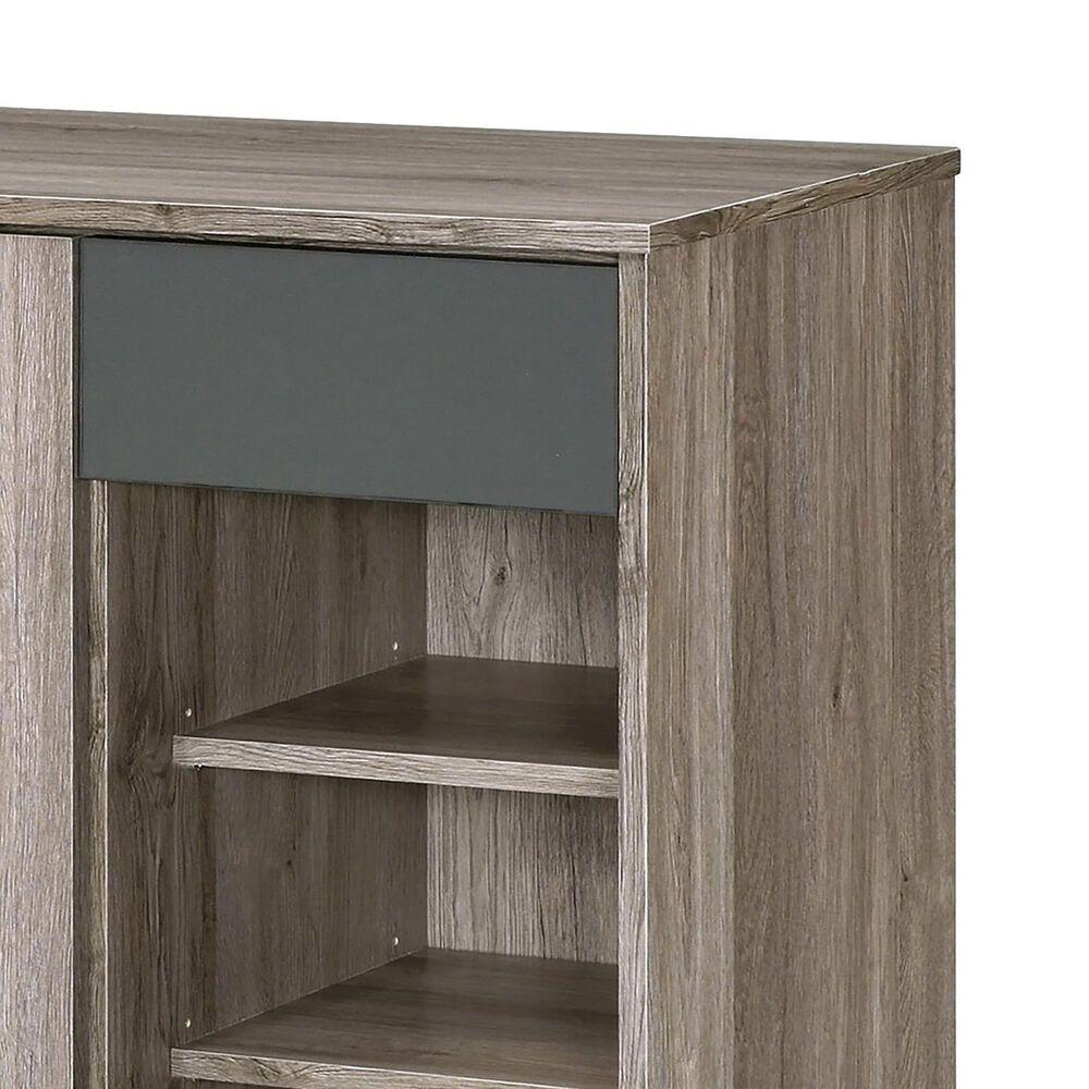 Gunnison Co. Toski Cabinet in Rustic Gray Oak, , large