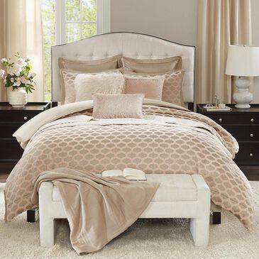 Goldstar Bedding Romance 8-Piece Queen Comforter Set in Pink, , large