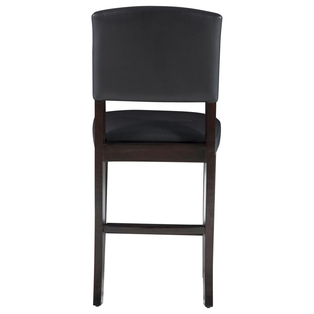 Linden Boulevard Adrian Counter Stool in Espresso, , large