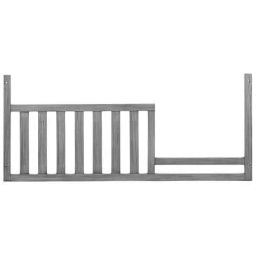Oxford Baby Glenbrook Toddler Guard Rail in Graphite Gray, , large