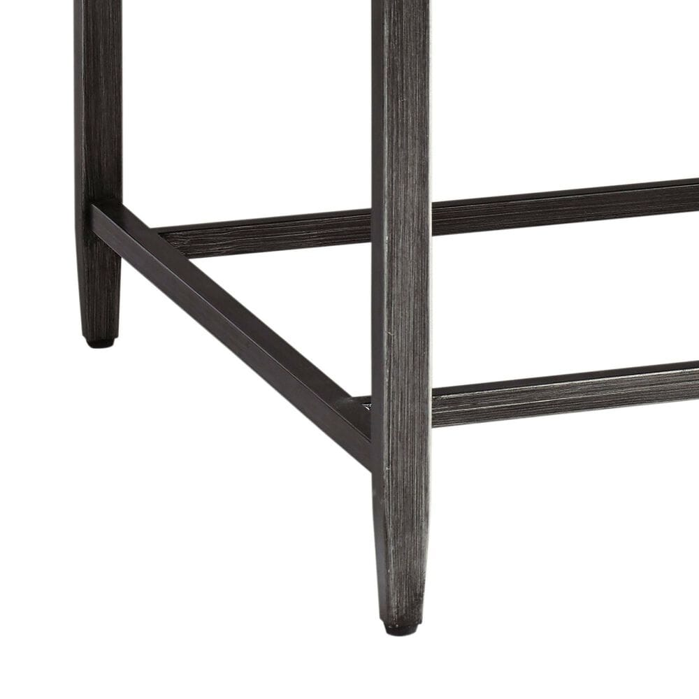 Signature Design by Ashley Shybourne Rectangular Cocktail Table in Gray Faux Concrete, , large