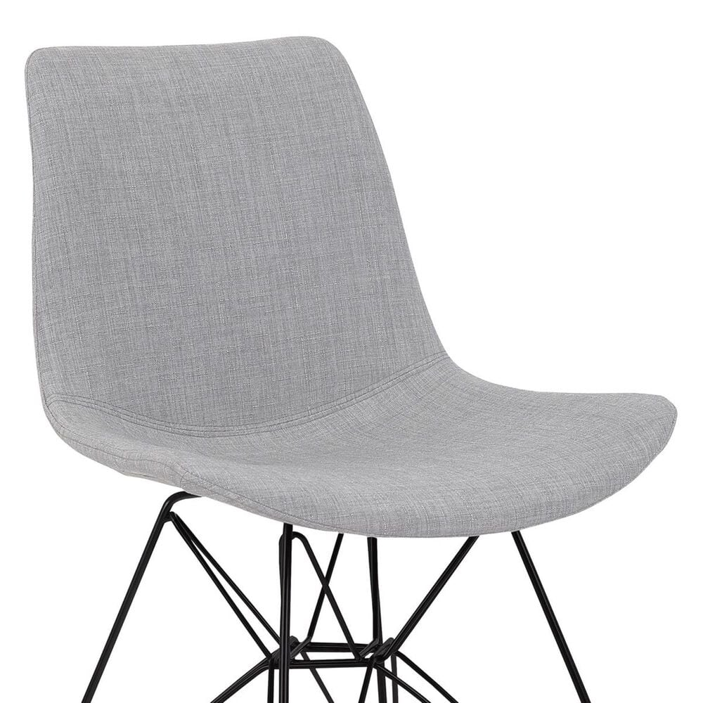 Blue River Palmetto Dining Chair in Black and Gray, , large