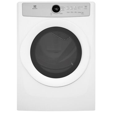 Electrolux 8.0 Cu. Ft. Gas Dryer in White, , large