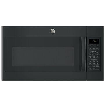 GE Appliances 1.9 Cu Ft. Over-the-Range Microwave with Sensor in Black, Black, large