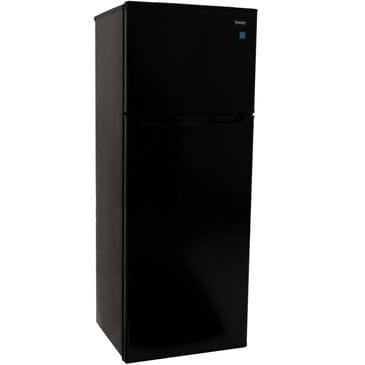 Danby 7.3 Cu. Ft. Apartment Size Refrigerator in Black , , large