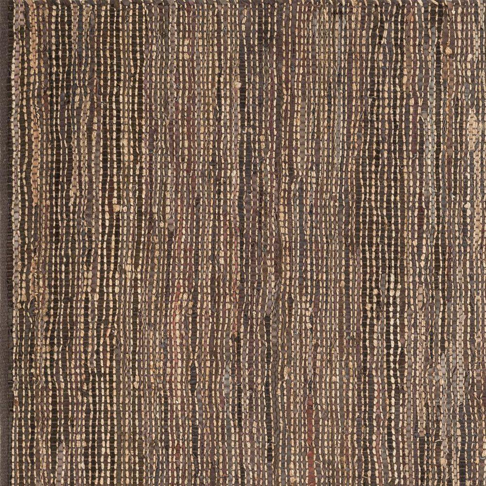 """Loloi Edge ED-01 2'3"""" x 3'9"""" Brown Area Rug, , large"""