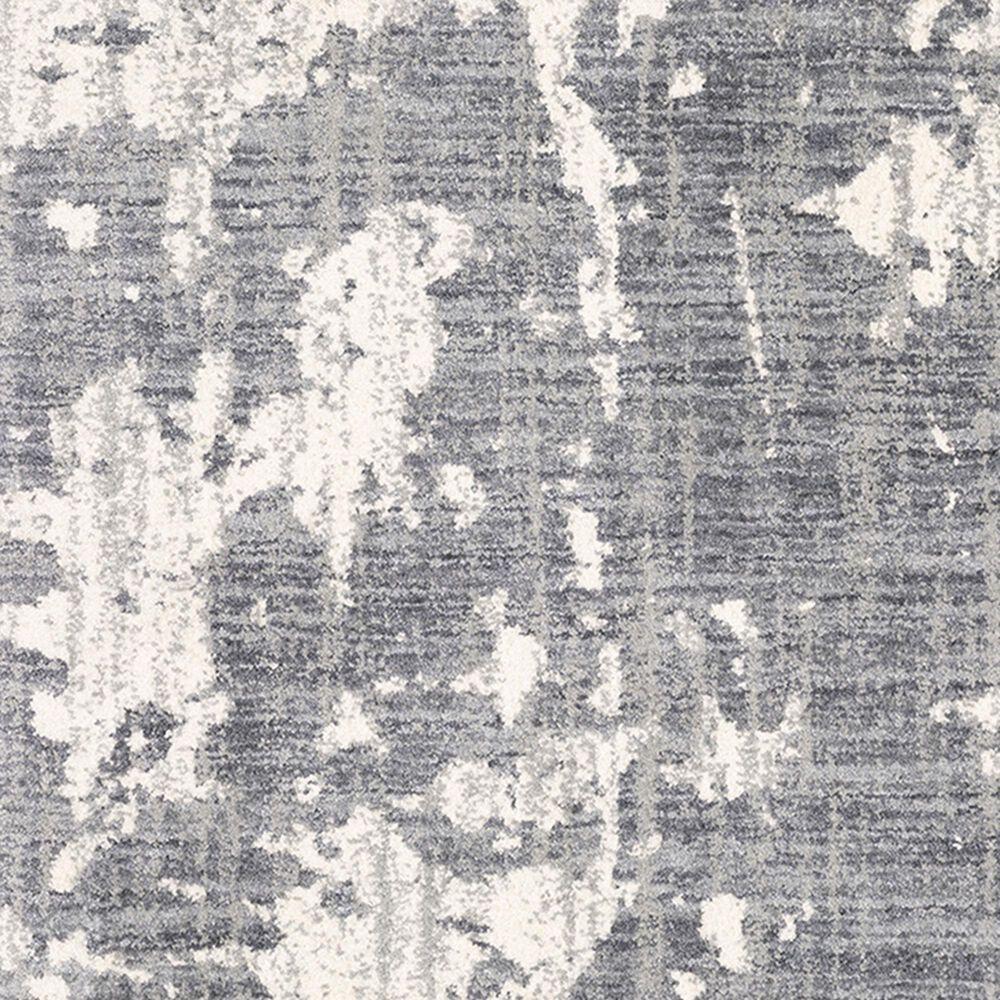 "Oriental Weavers Aspen Shag Distressed 003H9 7'10"" x 10'10"" Gray Area Rug, , large"