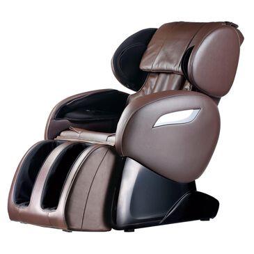 Best Massage Contemporary Zero Gravity Massage Chair in Brown, , large