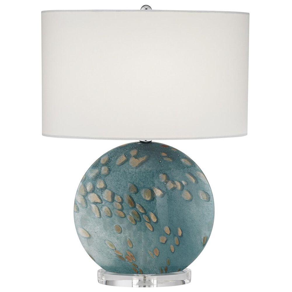 Pacific Coast Lighting Calypso Table Lamp in Blue-Sea, , large