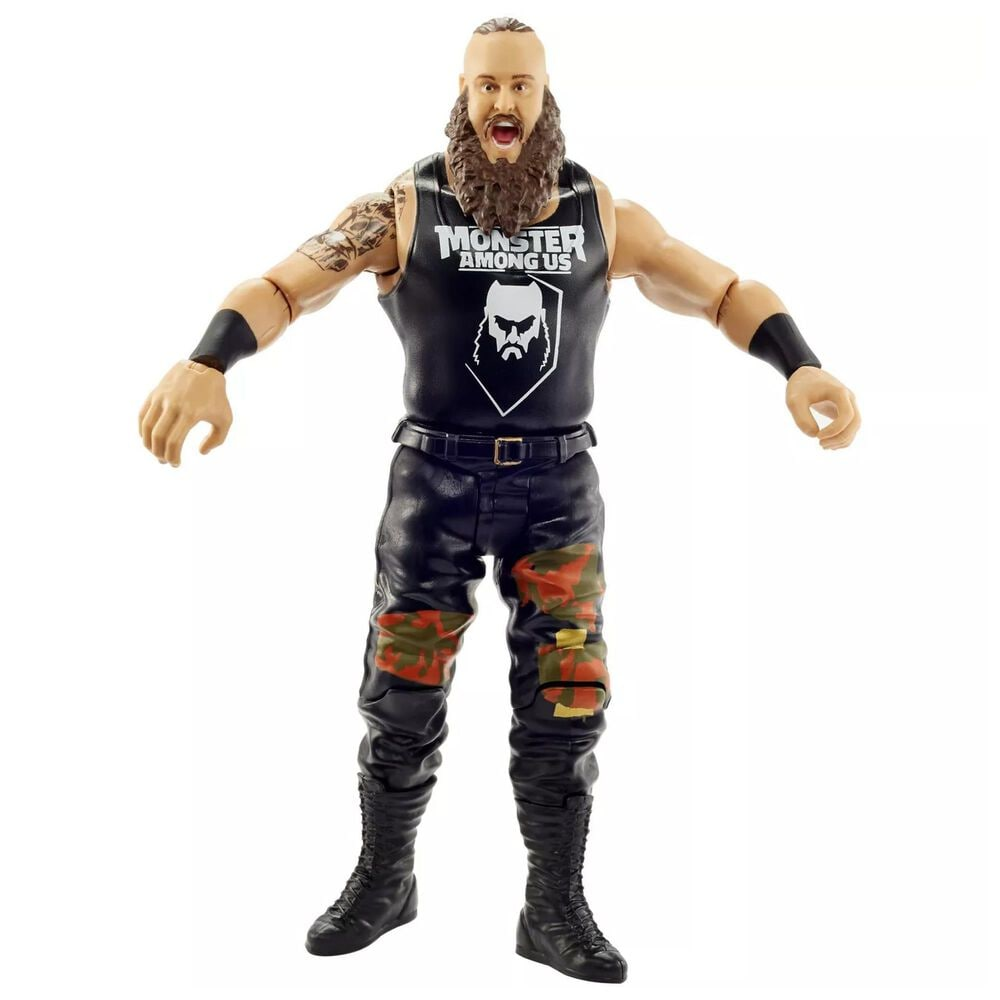 Mattel WWE Top Talent  Braun Strowman , , large