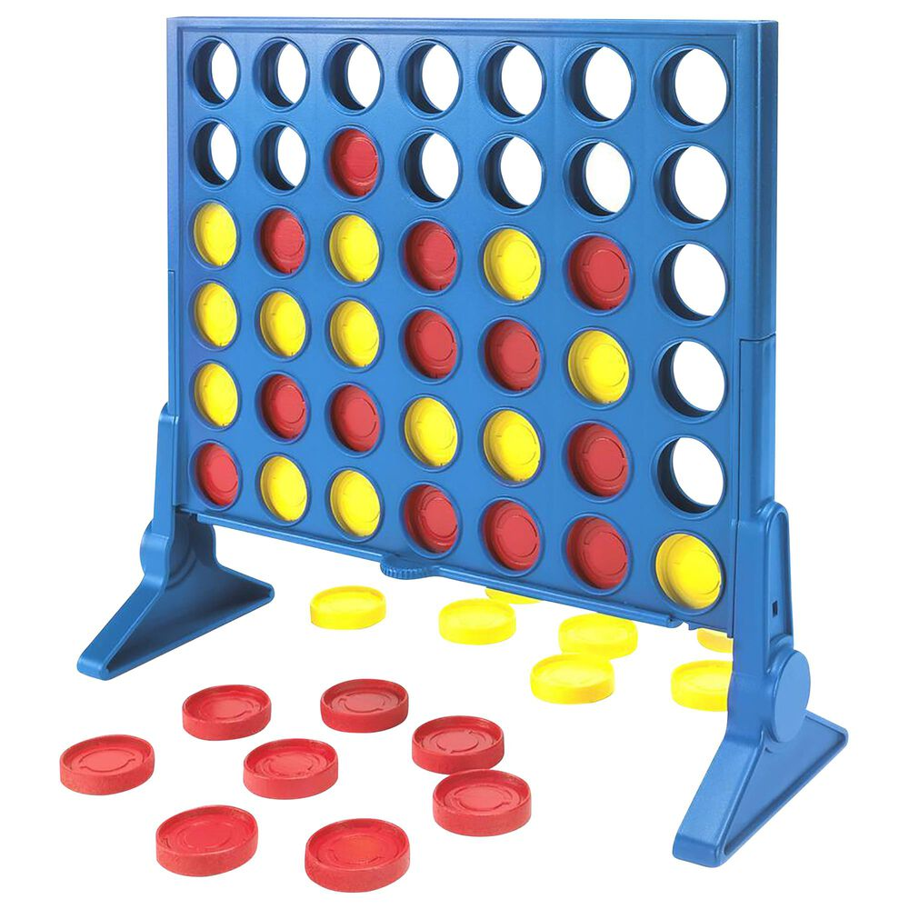 Hasbro Connect 4 Game, , large