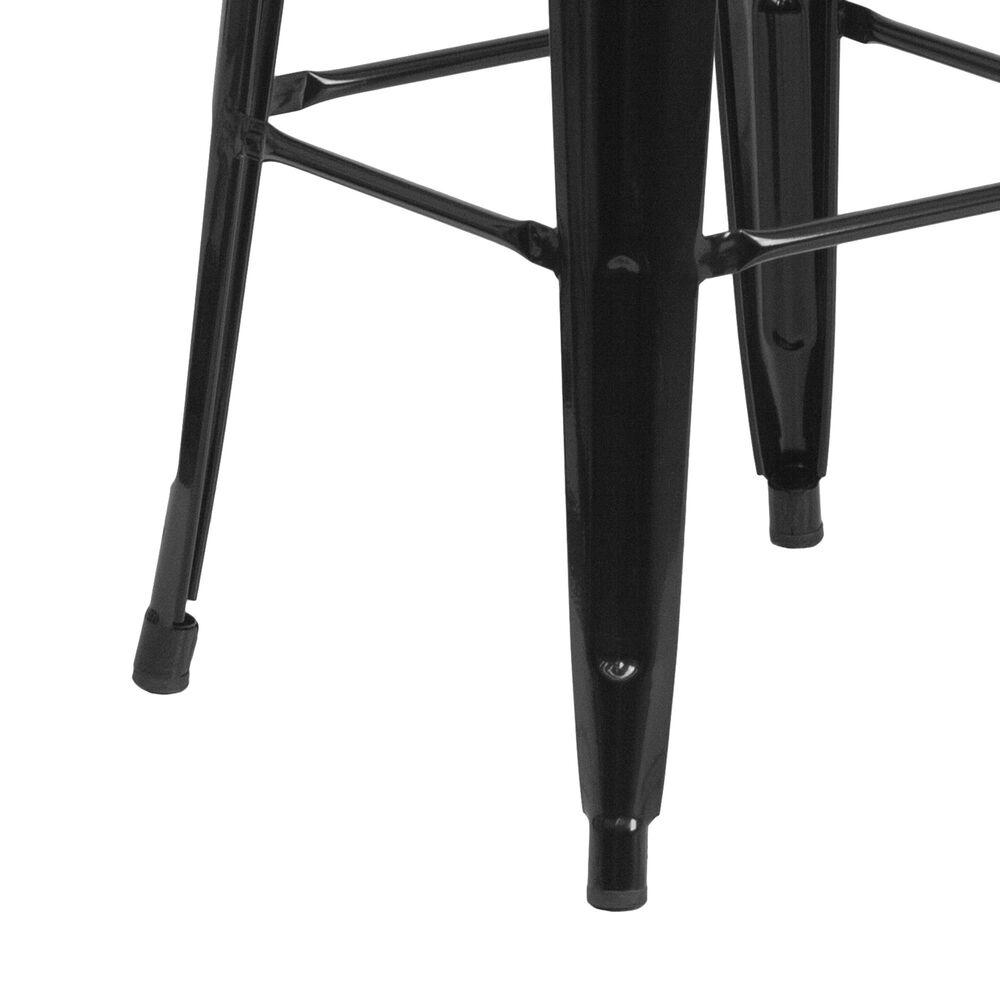 "Flash Furniture 30"" Barstool in Black, , large"