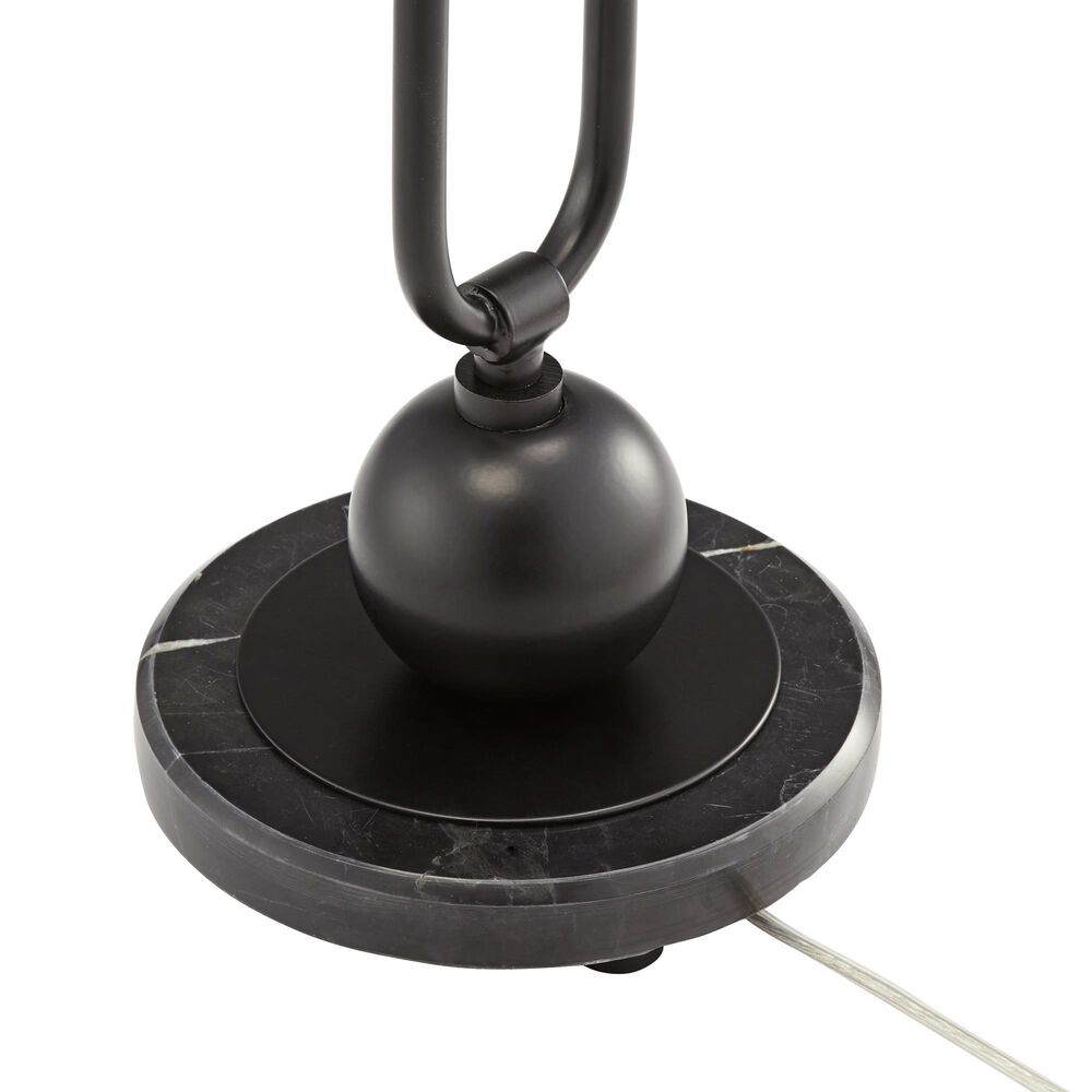 Pacific Coast Lighting Hamilton Table Lamp in Black, , large