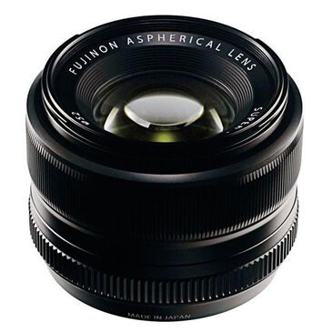 Fujifilm 35mm f/1.4 XF R Lens , , large