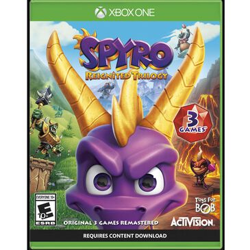 Spyro Reignited Trilogy - Xbox One, , large