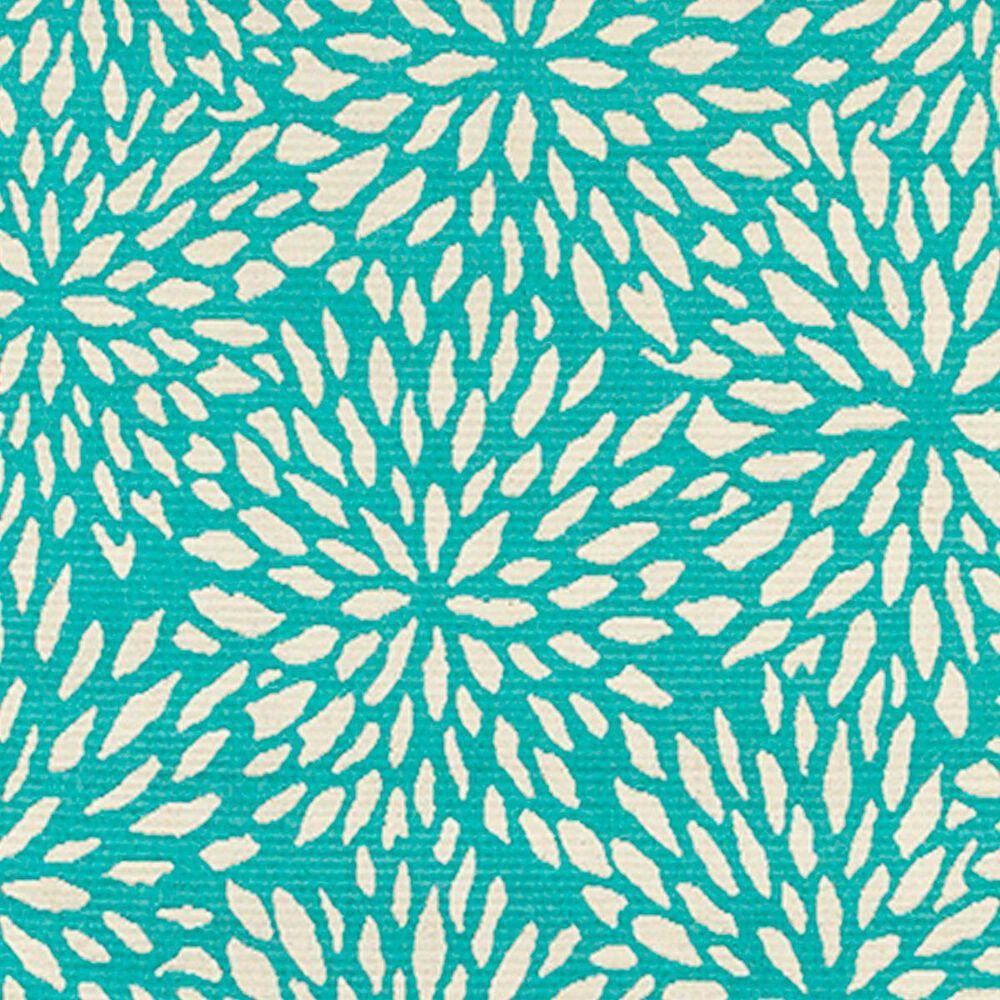 "Oriental Weavers Meridian 7'10"" Round Blue Area Rug, , large"