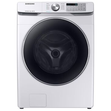 Samsung 4.5 Cu. Ft. Front Load Washer with Super Speed in White, , large