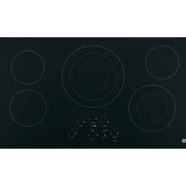 "GE Appliances 36"" Built-In Touch Control Electric Cooktop, , large"