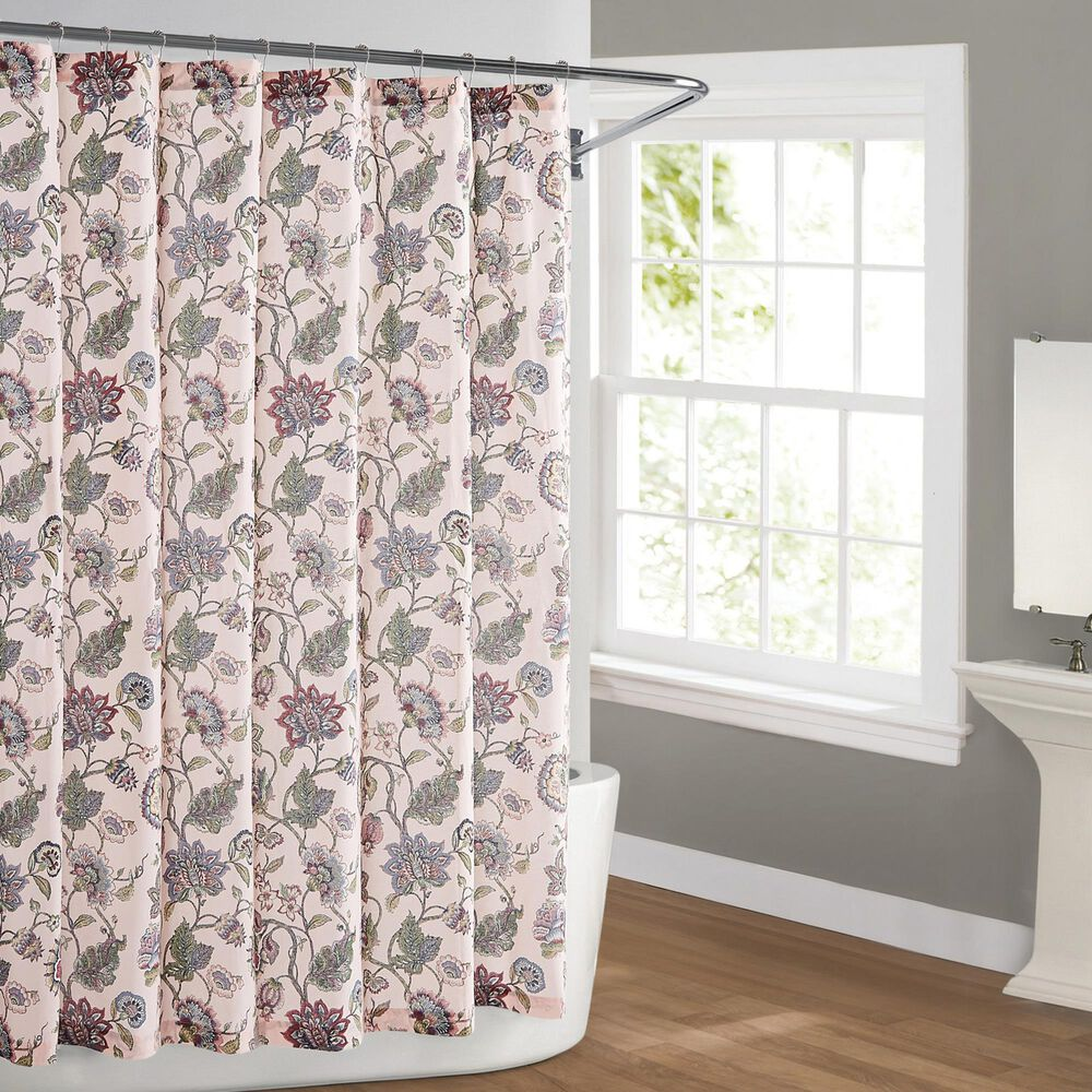 Pem America Cottage Classics Ridgefield Shower Curtain, , large
