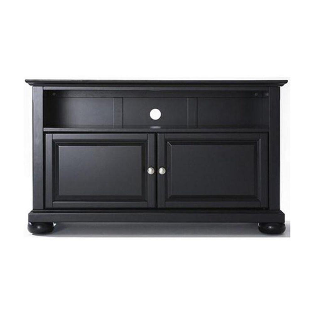 "Crosley Furniture Alexandria 42"" TV Stand in Black, , large"