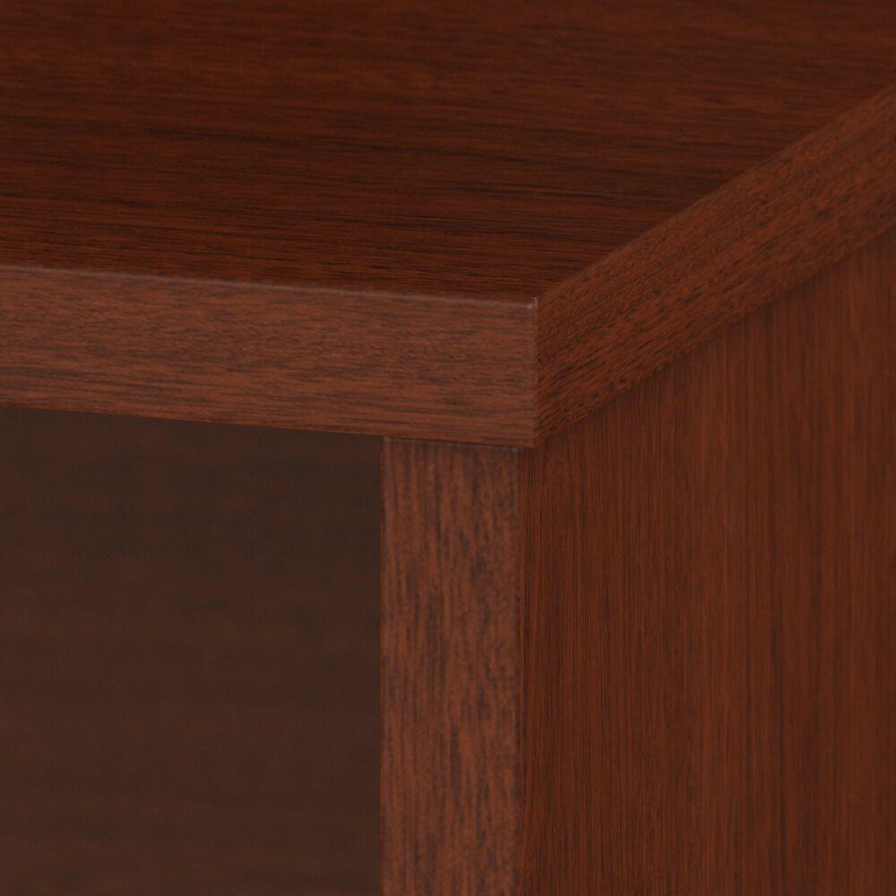 "Bush 60"" U-Shaped Desk in Autumn Cherry, , large"