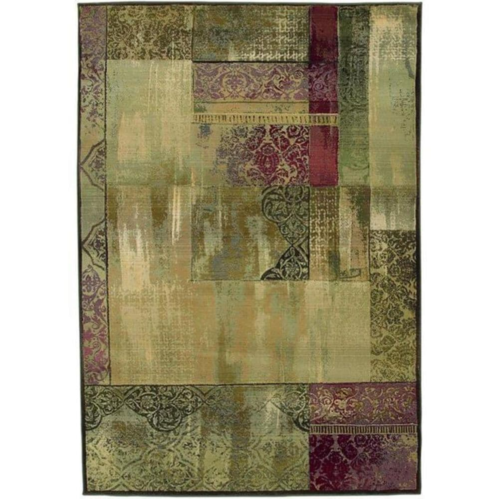 "Oriental Weavers Generations 1527X 2"" x 3"" Multi Area Rug , , large"