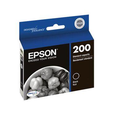 Epson T200 Black Ink Cartridge, , large